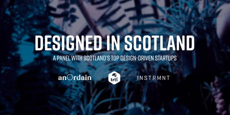 Designed in Scotland tickets