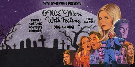 Buffy Spooky Spectacular! ONCE More With Feeling Sing-a-Long tickets
