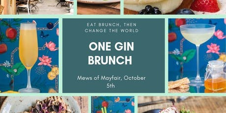 One Gin Brunch tickets