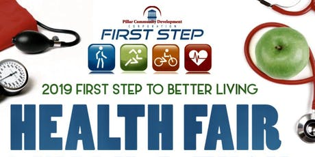 Pillar Community Development Corporation Health Fair & Walk-A-Thon tickets
