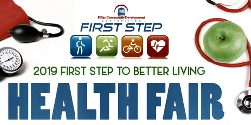 Pillar Community Development Corporation Health Fair & Walk-A-Thon