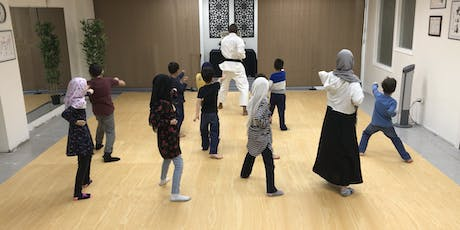 Introduction to Karate at SMA Dojo tickets