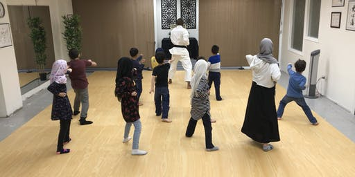 Introduction to Karate at SMA Dojo
