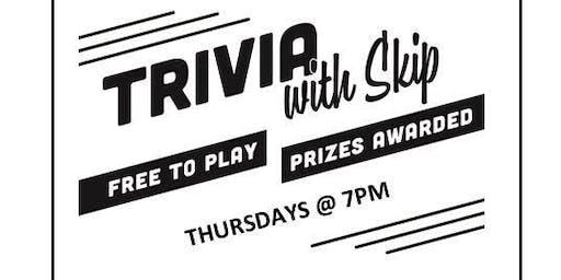 Trivia with Skip
