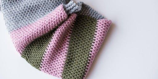 Tunisian Crochet Class