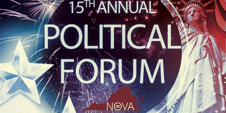 15th Annual Political Forum tickets