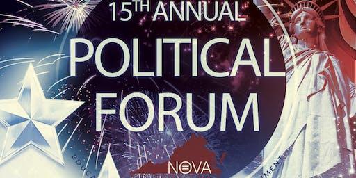 15th Annual Political Forum