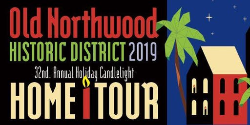 Old Northwood Historic District 2019  32nd consecutive annual Home Tour