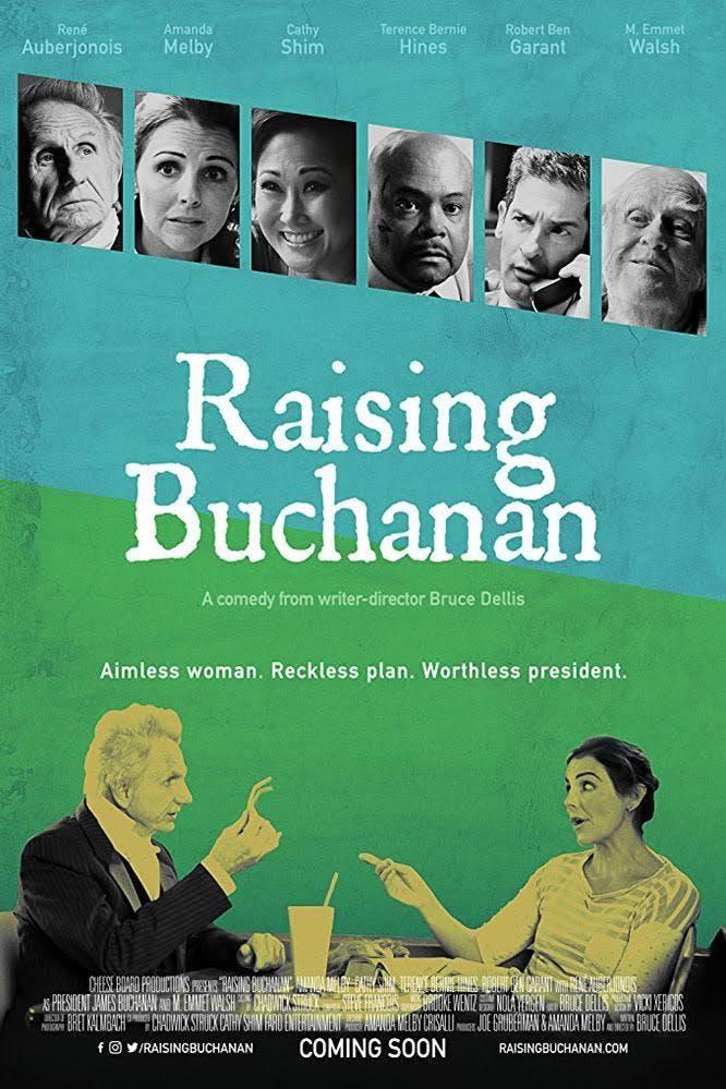 "Exclusive Engagement of ""Raising Buchanan"""