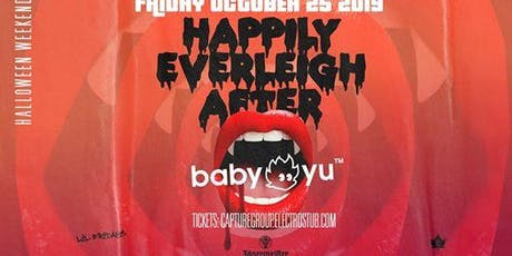Happily Everleigh After | Halloween at Everleigh Free Guestlist - 10/25/2019 tickets