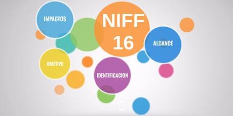 NIIF 16 entradas