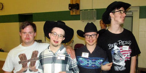 Fall Dance (formerly Square Dance) Square Dance - for adults (15+) with Special Needs