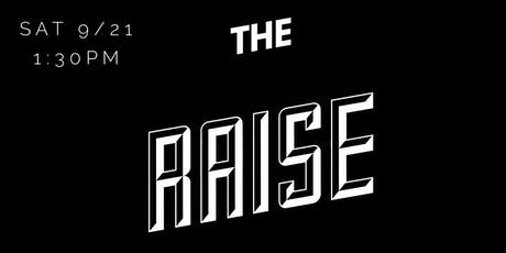 THE RAISE   A Mastermind Panel on Tech Startup Funding tickets