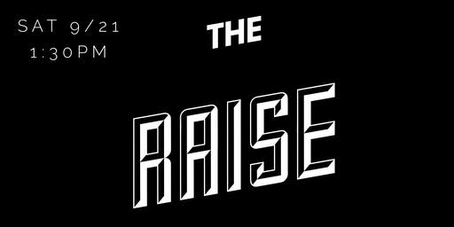 THE RAISE | A Mastermind Panel on Tech Startup Funding