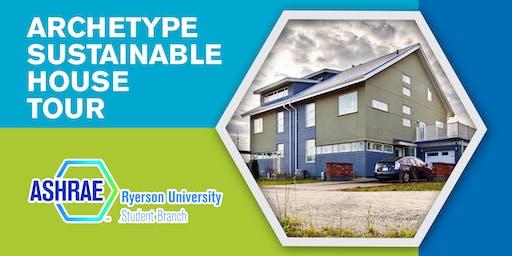 TRCA Archetype Sustainable Housing Tour