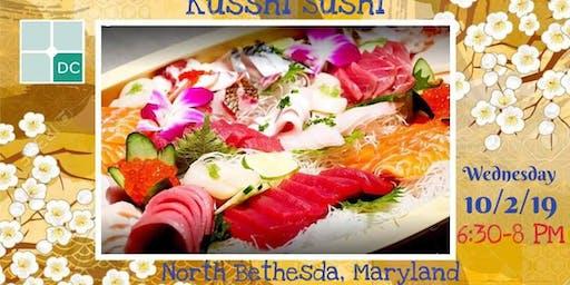 Kusshi Sushi TAPpy Hour