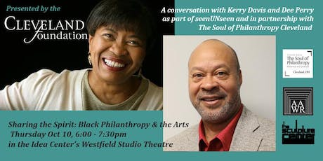 Sharing the Spirit: Black Philanthropy & the Arts tickets