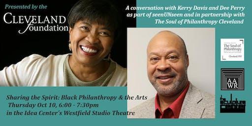 Sharing the Spirit: Black Philanthropy & the Arts