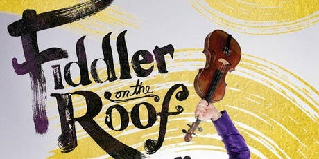 Fiddler on the Roof Broadway Masterclass tickets