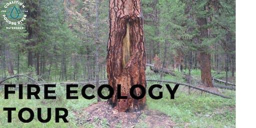Fire Ecology Tour