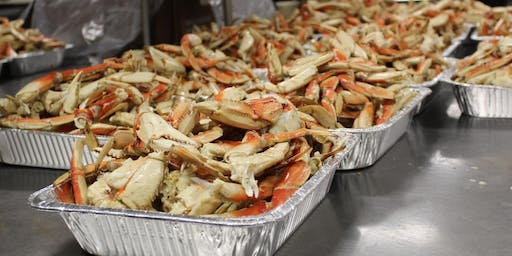 Bay Area Crisis Center's 20th Annual Crab Feed