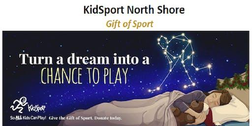 Gift of Sport - KidSport North Shore