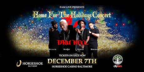 Dru Hill tickets
