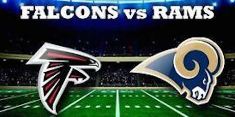 Los Angeles Rams VS Atlanta Falcons  Ultimate Tailgate Experience tickets
