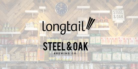Steel & Oak x Longtail Kitchen Beer Dinner tickets
