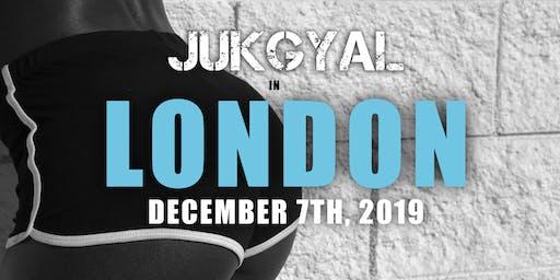 JUKGYAL  in London European Tour 2019