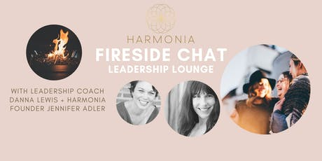 Fireside Chat: Leadership Lounge tickets