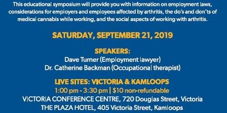 Arthritis Talks: Arthritis and Work (Kamloops)