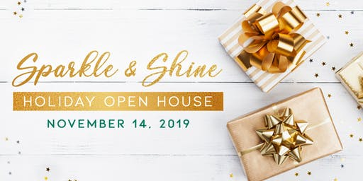Sparkle & Shine Holiday Open House
