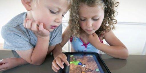 Raising Preschooler's  in a Technology Driven World