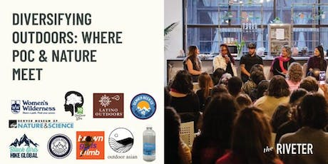 Diversifying Outdoors: Where POC & Nature Meet | Denver tickets