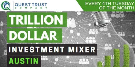 ATX Trillion: Scary Investment Stories w/ Quincy Long tickets