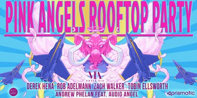 Pink Angels Fleet Week Rooftop Party @ Hotel Via