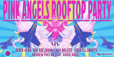 Pink Angels Rooftop Party @ Hotel Via tickets