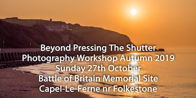 Photography Workshop - Beyond Pressing the Shutter