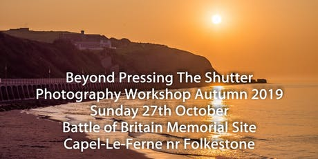 Photography Workshop - Beyond Pressing the Shutter tickets