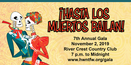 HWNT Hasta Los Muertos Bailan MEMBER TABLE & INDIVIDUAL TICKET SALES