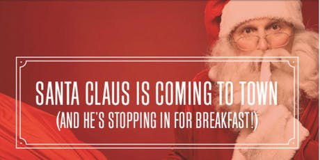 Maggiano's Breakfast With Santa! tickets