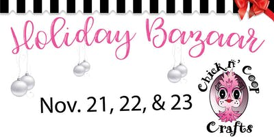 Chick n' Coop Crafts Holiday Bazaar