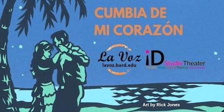 Cumbia de mi Corazón — Bard 10/19 tickets