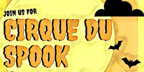 Cirque Du Spook tickets