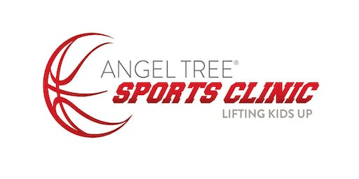 Angel Tree Sports ONE DAY Basketball Clinic | San Diego, CA | Youth Sign-up