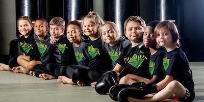 Attention Parents: FREE Kids beginners Karate Workshop 5 - 12 yr olds
