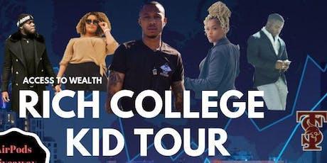 RICH COLLEGE KID TOUR tickets