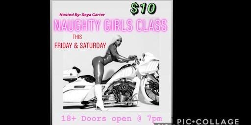 Naughty Girls Dance Class