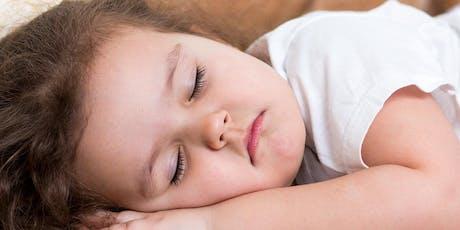 Getting your Toddler / Preschooler Sleeping Well Workshop tickets
